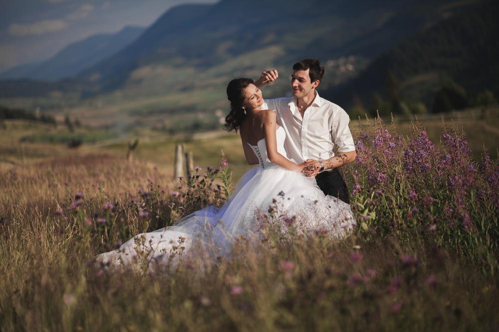 Bug Free Outdoor Wedding